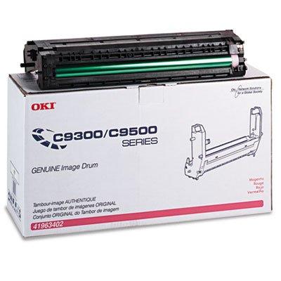 Okidata C9300/9500 Magenta Image Drum (41963402) - 9500 Magenta Image Drum