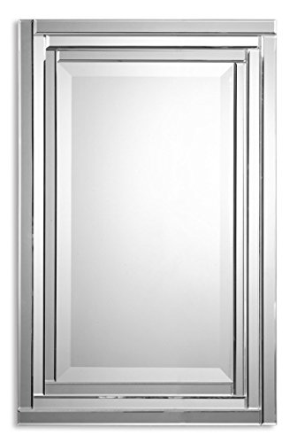Contemporary Frameless Venetian Mirror Layered product image