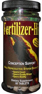 Maximum Intenational Fertilizer-His, 60 Tablets