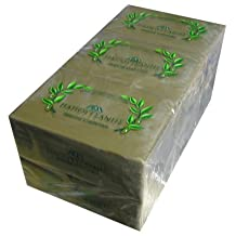 Papoutsanis Pure Greek Olive Oil Soap 6 PACK of 8.8 Oz (250g) Bars by Papoutsanis