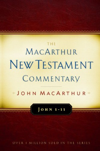 John 1-11 MacArthur New Testament Commentary (MacArthur for sale  Delivered anywhere in USA