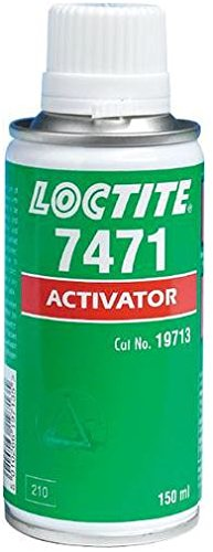 Henkel LOCTITE SF 7471 - Activator T Aerosol - 150ml - Surface Solvent based - 142474