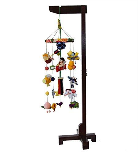 【五月人形 5月人形 【金太郎】 【吊るし飾り 吊るし さげもん つるし飾り】 【P93403】 B00O0FEI2M