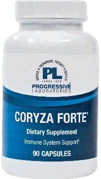 Progressive Labs Inc – Coryza Forte 250 caps