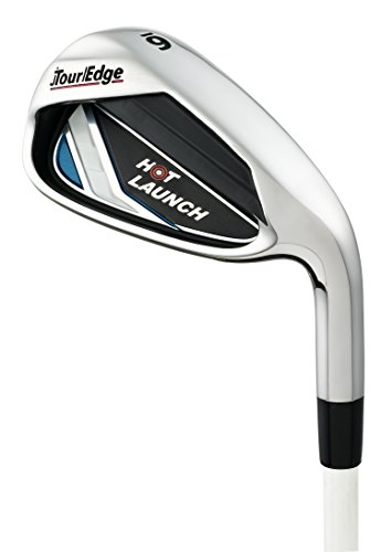 Tour Edge Men's Hot Launch Individual Iron (Right Hand, Steel, Regular, Sand Wedge) by Tour Edge