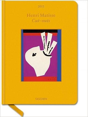 Matisse, Cut Outs 2013 Calendar