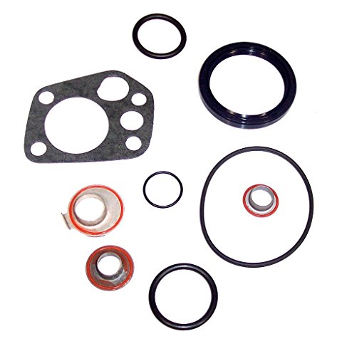 DNJ Timing Cover Gasket Set TC670 For 89-17 Infiniti, Nissan, Suzuki 2.0L-2.5L L4 DOHC, SOHC Supercharged, Naturally Aspirated designation ()