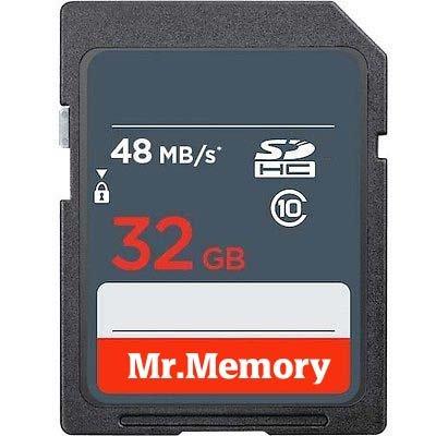 mrmemory 32 GB SD SDHC Class10 tarjeta de memoria flash para ...