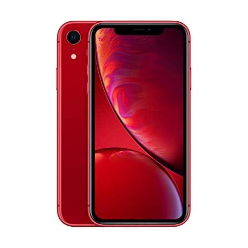 chollos oferta descuentos barato Apple iPhone XR 64GB PRODUCT RED incluye Earpods adaptador de corriente