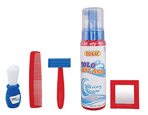 Tolo Splash Children Toy (5 Piece), Baby Shaver from Tolo