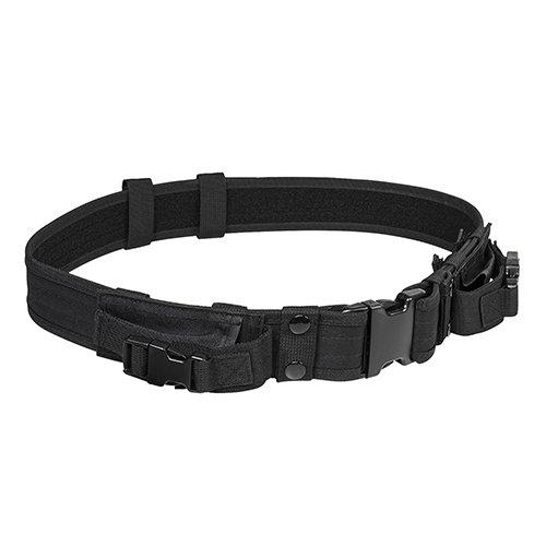 NcSTAR NC Star CVBLT2978B, Vism Tactical Belt with Two Pouches, Black