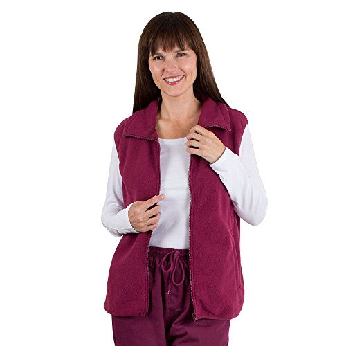Blouson Friendly bleu bleu manche XX Fashion Large Bordeaux Femme Manteau sans IRFcw44gqT