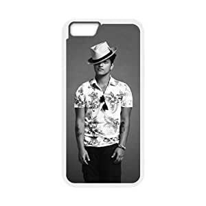 """WJHSSB Bruno Mars 1 Phone Case For iPhone 6 (4.7"""") [Pattern-6]"""