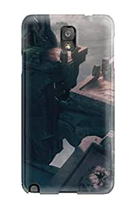 8513681K24068615 TashaEliseSawyer Halo: The Master Chief Collection Durable Galaxy Note 3 Tpu Flexible Soft Case