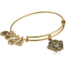 Alex and Ani Charity By Design, Queen Bee Bangle Bracelet