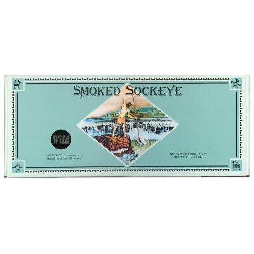 Smoked Wild Sockeye Salmon - 9