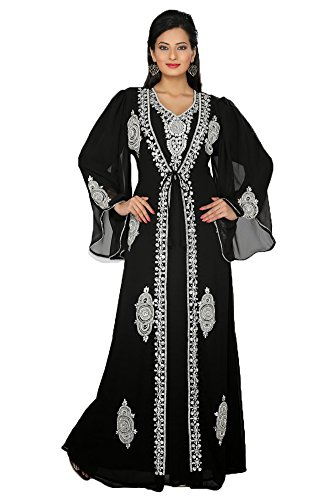Kleid KKPF17207 Women's lange PalasFashion Tunika vx54a6Pwxq