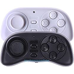 Shalleen 1PCS Bluetooth Wireless Game Pad Remote Controller Joystick for Android iOS iPhone PC