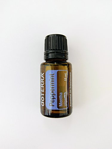 (doTERRA Peppermint Essential Oil Singles, 15ml)