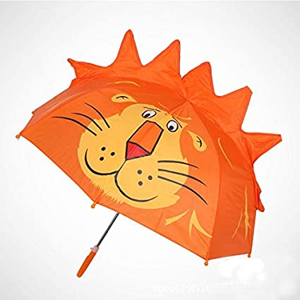 YSKGZ Paraguas Los Niños De Dibujos Animados De Mango Largo ...