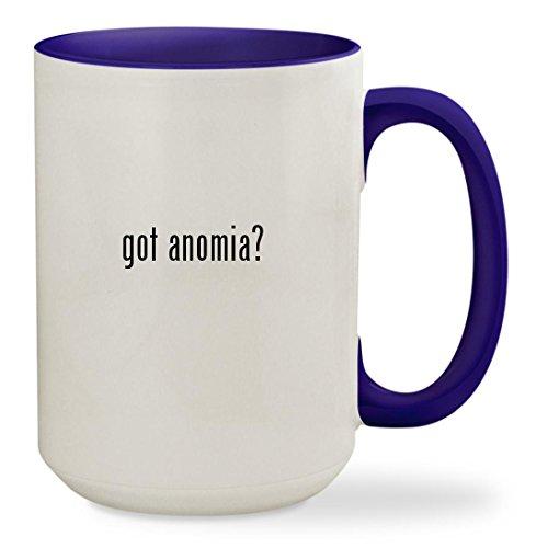 got anomia? - 15oz Colored Inside