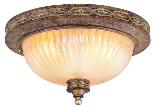 (Livex Lighting 8542-64 Seville Ceiling Mount)