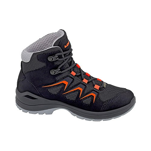pour 9918 340124 Basses Chaussures Noir Garçon Lowa qIwPO