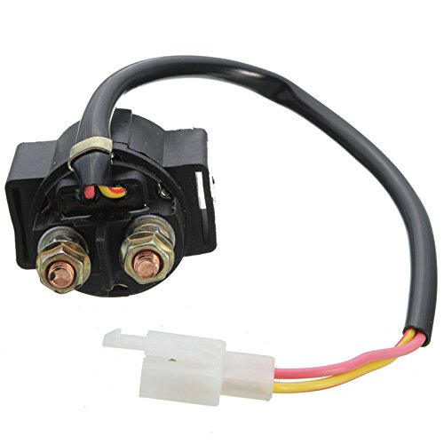 Price comparison product image Motorcycle Starter Solenoid Relay ATV 50cc 70cc 90cc 110cc 125 GY6125 For most Chinese Scooter motorcycle ATV Dirt bike