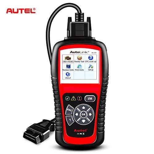 Autel AL519 AutoLink OBD2 Scanner, Code Reader Car...