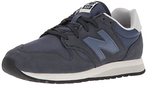 New Balance Men's 520v1 Sneaker, Outer Space/Vintage Indigo, 9.5 D US