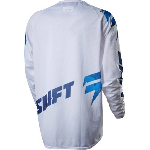(Shift Racing Faction Camo LE Men's Off-Road/Dirt Bike Motorcycle Jersey - Blue /)