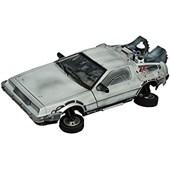 Diamond Select Toys Back To The Future 2 Frozen Hover Time Machine Electronic Vehicle
