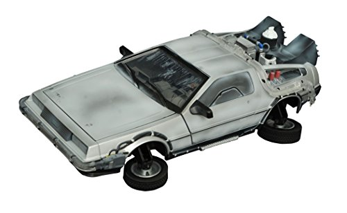Diamond Select Toys Back To The Future 2 Frozen Hover Time Machine Electronic Vehicle (Vehicle Delorean)