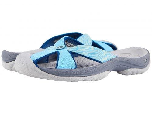 Keen(キーン) レディース 女性用 シューズ 靴 サンダル Bali - Norse Blue/Blue Opal [並行輸入品]