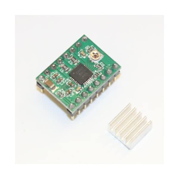 Aarya 3D A4988 Stepper Motor Driver Module Stepstick for Printer Reprap Prusa Cnc