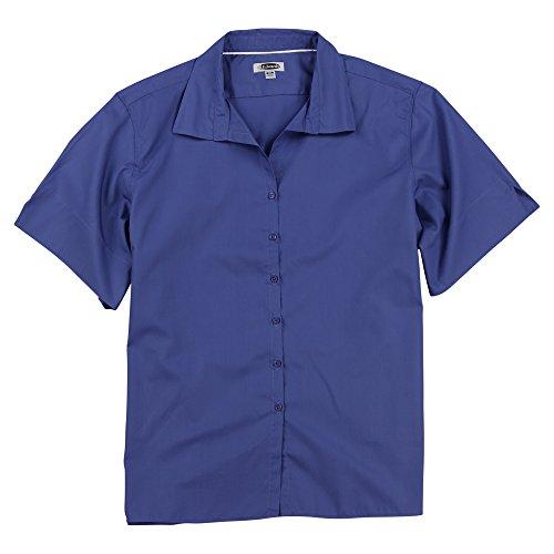Edwards Women's Short Sleeve Blouse (French Blue, XX-Large) ()