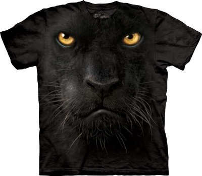 Face Panther (The Mountain Panther Face Child T-shirt M)
