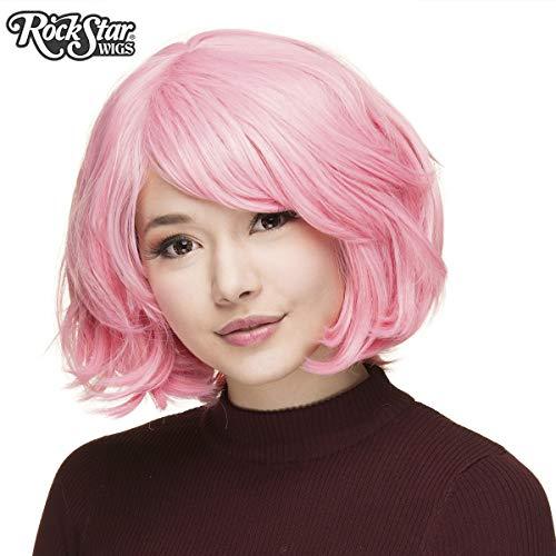 Rockstar Wigs Hologram 12 Buble Gum - 00655]()