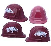 NCAA University of Arkansas Packaged Hard Hat