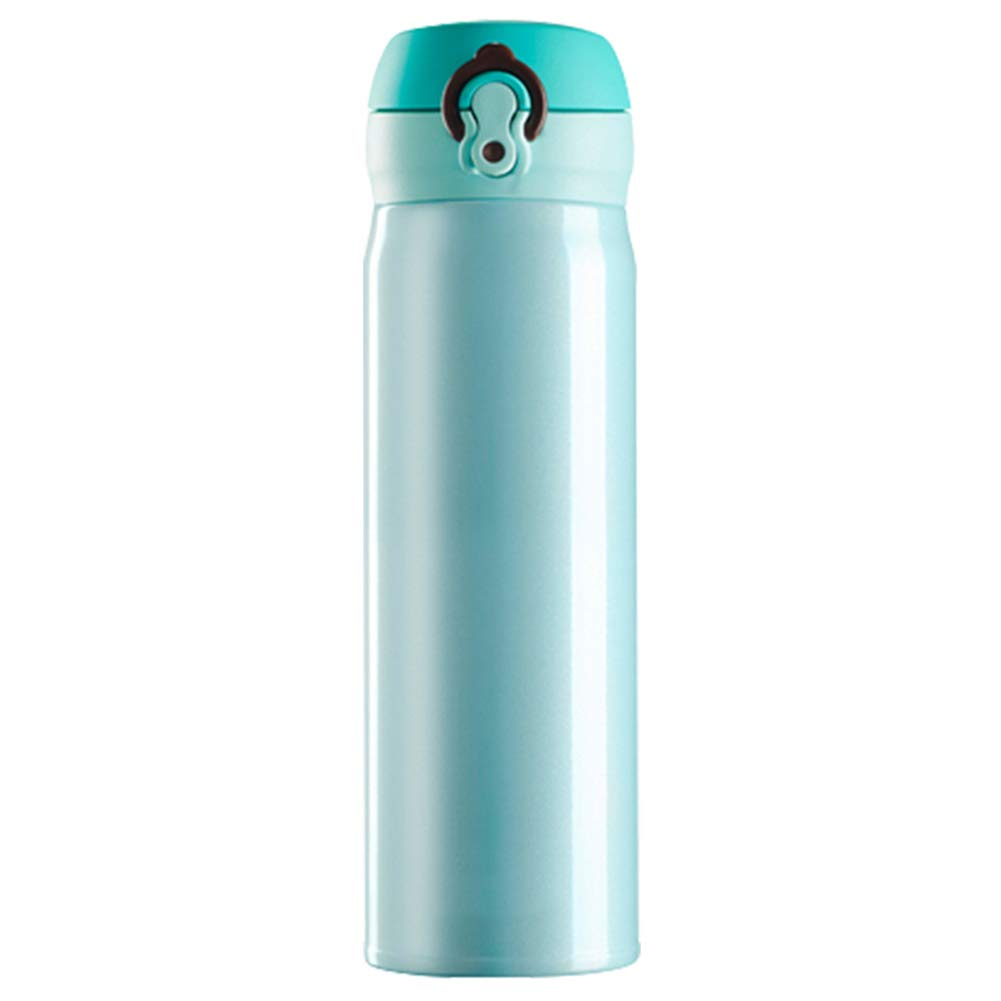 Sportflasche Isolier Becher Thermo Becher Travel Mug Kaffeebecher Wasserflasche Trinkbehälter Trinkflaschen- Männer Und Frauen Auto Edelstahl Serie Becher JINRONG