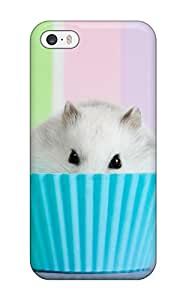 High Impact Dirt/shock Proof Case Cover For Iphone 5/5s (mouse Animal Other)