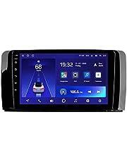 Auto Stereo Android 10.0 Radio voor Mercedes Benz R Klasse / W251 / R280 / R300 / R320 GPS Navigatie 9 Inch Head Unit HD Touchscreen MP5 Multimedia Speler Video met WiFi DSP SWC
