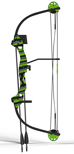 Barnett 1278 Tomcat 2 Compound Bow, Ages 8-12 years old (Arrow And Bow Starter Set)