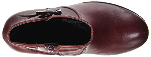 Gabor Comfort Sport Stivali Donna Rosso dark-red Micro