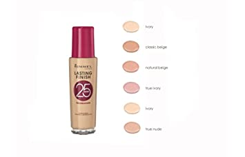Rimmel – Makeup Lasting Finish Foundation 25H