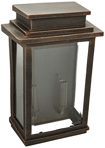 Artcraft Lighting Fremont Outdoor Wall Sconce, Oil Rubbed Bronze ()