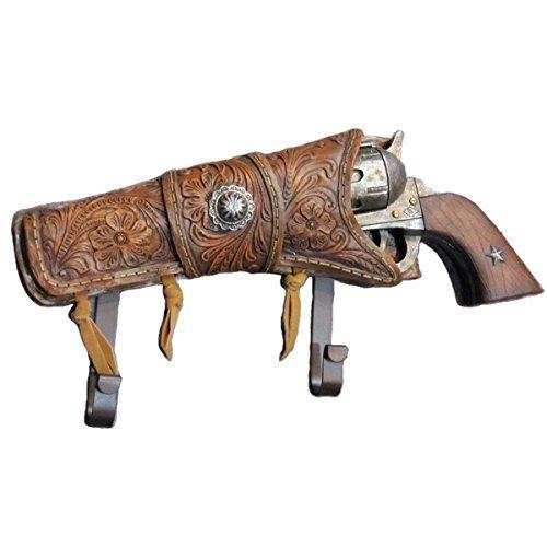 Revolver Shooters - Six Shooter Revolver w/ Holster Coat Hook