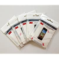 3M Microfiber Electronics Cleaning Cloth Package of Five