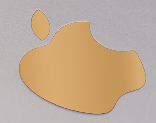 Gold Color Changer Logo Overlay for the new Apple Retina 12