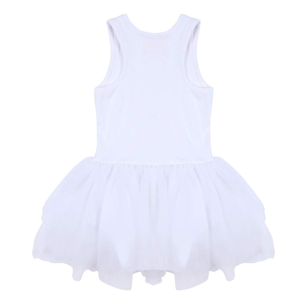ec947354e06 Amazon.com  STELLE Tutu Leotard Dress for Toddler Baby Girls (3-6 Months